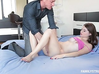 Alice March - Along to Panty Sniffer