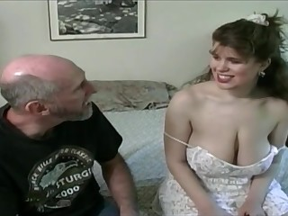 Tessa thither a old fart - big mammaries