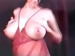 Vintage Chunky Boobs Solo