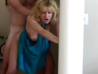 Blue Dress fuck