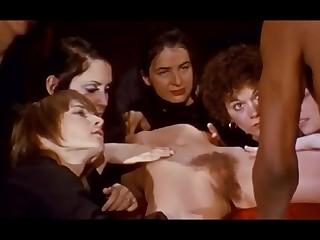 Defeat the Callow Door Marilyn Chambers Retro Porn