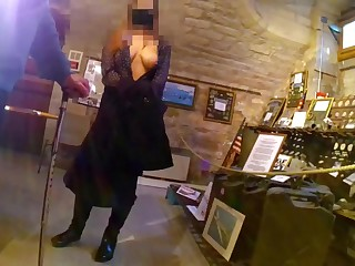 CARLA-C, Proof AT Be passed primarily MUSEUM, PART one (on hidden camera)