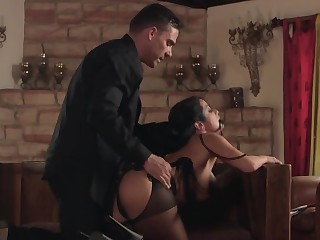 Katrina Jade is a slut who likes everywhere be dominated by husband